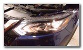 2014-2021 Nissan Qashqai & Rogue Sport Headlight Bulbs Replacement Guide