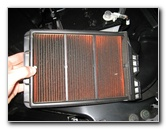 Nissan Rogue Engine Air Filter Replacement Guide