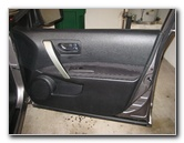 Nissan Rogue Interior Door Panel Removal Guide - 2008 To 2013 Model ...