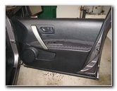 Nissan Rogue Interior Door Panel Removal Guide