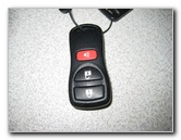 Nissan Versa Key Fob Battery Replacement Guide