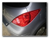 Nissan Versa Tail Light Bulbs Replacement Guide