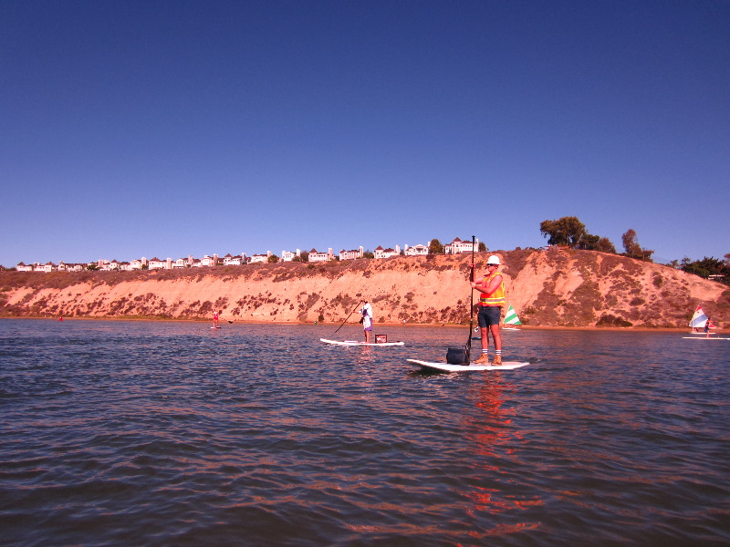 How To Sup In Newport Beach Ca