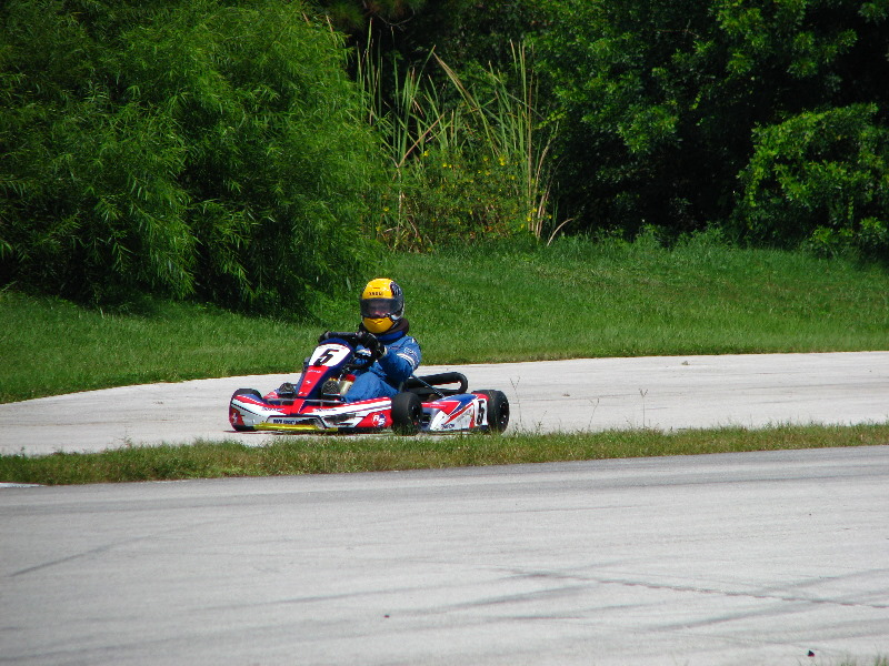 Palm Beach International Raceway Go Kart