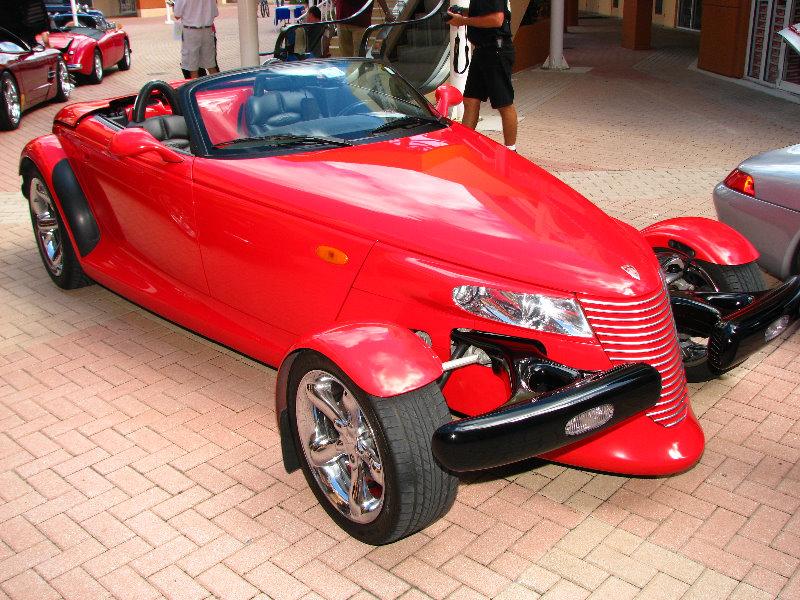 Pompano Beach Car Show