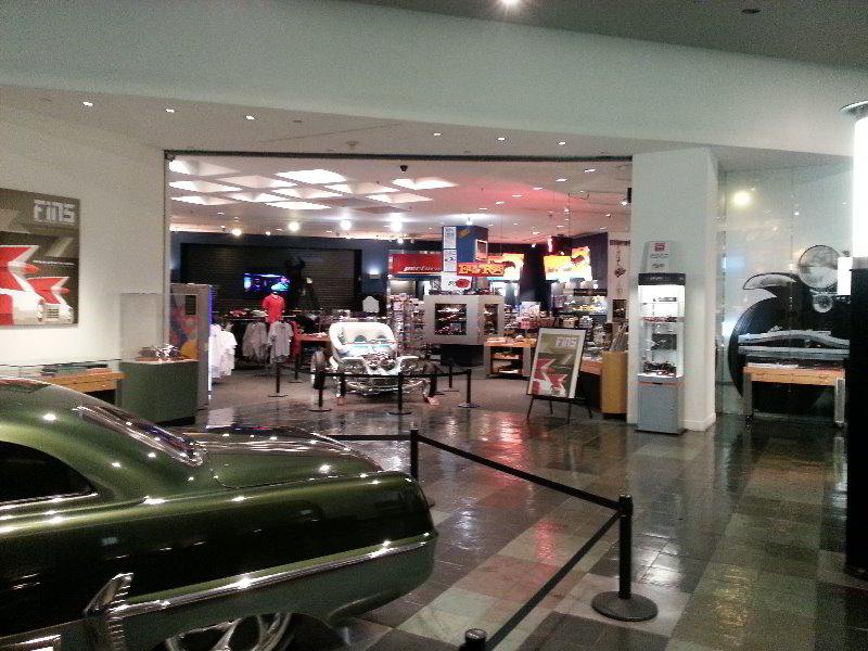 Petersen Automotive Museum Los Angeles CA 003