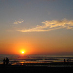 Playa De Jaco Sunset - Costa Rica