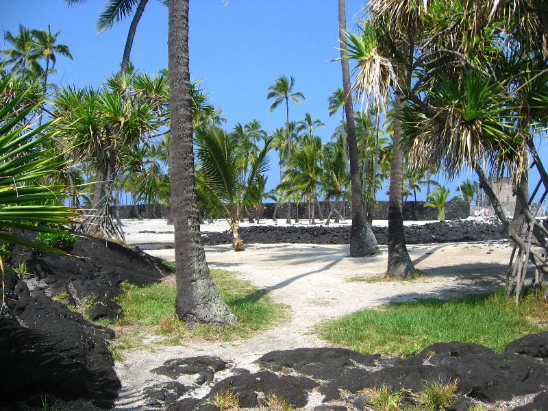 Big Island Place Of Refuge