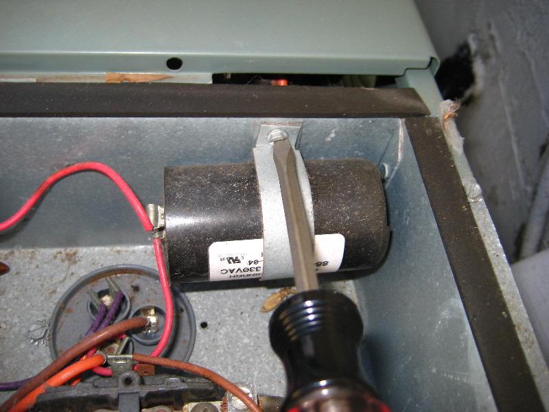 Rheem Hvac Condenser Run Capacitor Replacement Guide 019