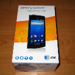 Samsung Captivate i897 Review