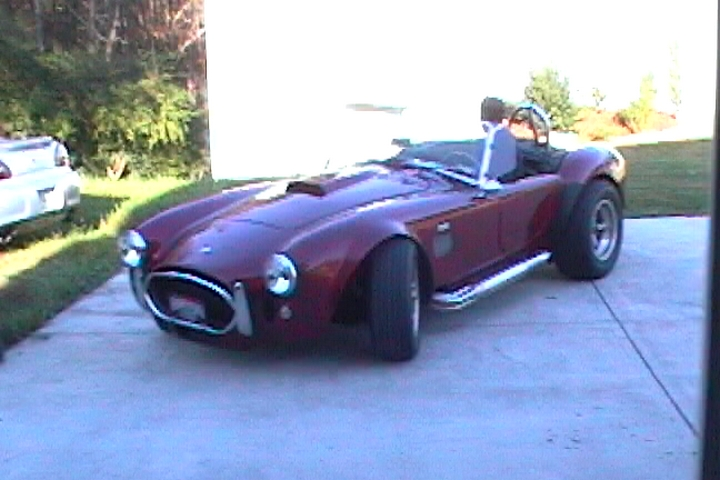 Shelby AC Cobra Kit Car