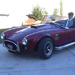 Shelby Cobra AC 427 Mark III Roadster Kit Car Replica