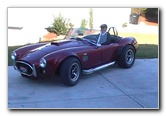Shelby AC Cobra 427 Replica Kit Car