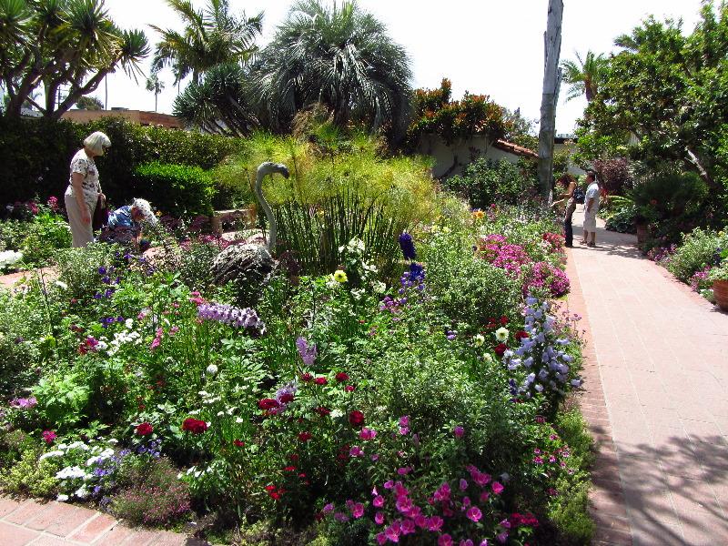 Sherman Library And Gardens Corona Del Mar Orange County CA 003