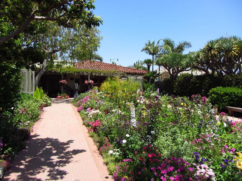 Sherman Library And Gardens Corona Del Mar Orange County CA 055