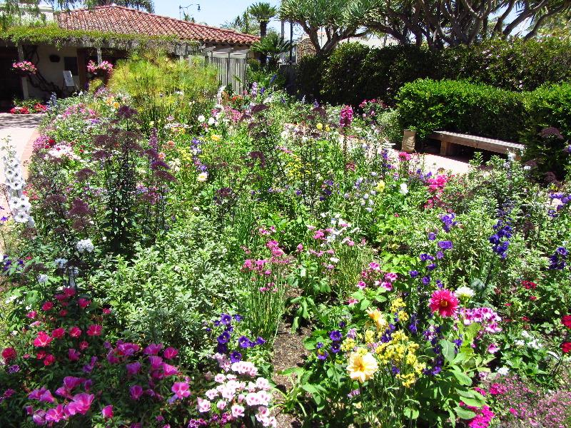 Sherman Library And Gardens Corona Del Mar Orange County CA 056