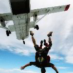Skydiving Pictures - Deland Florida - First Tandem Jump