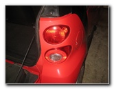 Smart Fortwo Tail Light Bulbs Replacement Guide