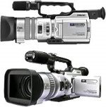 Sony VX-2000 3CCD Professional Video Camera