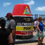 Southernmost Point - Key West, FL