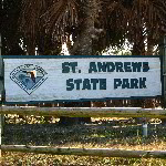 Saint Andrews State Park - Panama City Beach, FL