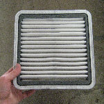 2014-2018 Subaru Forester 2.5L Engine Air Filter Replacement Guide