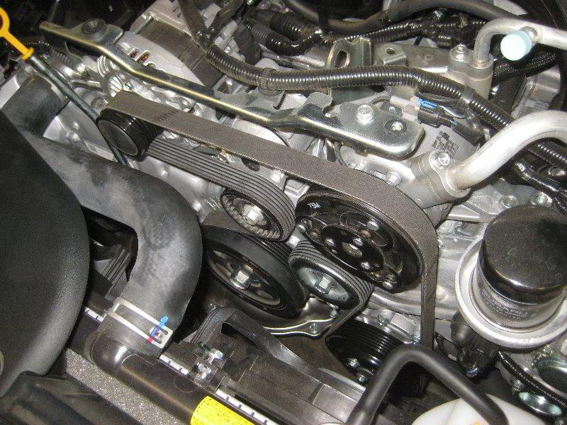 Subaru Accessory Belt