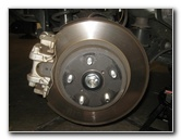 2015-2018 Subaru Outback Rear Brake Pads Replacement Guide