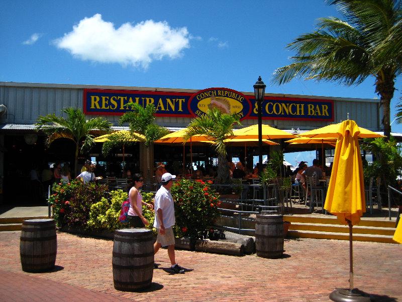 Conch Restaurant Key West Fl