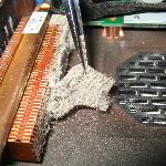 Toshiba Satellite A105 Dust Removal Guide