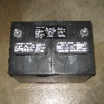 2013-2017 Toyota Avalon 12V Automotive Battery Replacement Guide