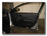 2013-2017 Toyota Avalon Interior Door Panel Removal Guide