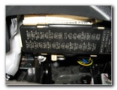 toyota camry blown electrical fuse replacement guide 2007 to fuse location chart · toyota camry electrical fuse replacement guide 005