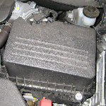 Toyota Camry Engine Air Filter Replacement Guide