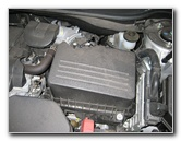 toyota camry engine air filter element replacement guide 2007 to 2011 model years picture. Black Bedroom Furniture Sets. Home Design Ideas