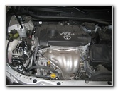 Toyota camry oil change guide 2007 to 2011 model years for Motor oil for 2009 toyota camry