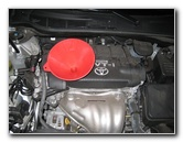 2007-2011 Toyota Camry Oil Change Guide