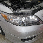 2007-2011 Toyota Camry Headlight Bulbs Replacement Guide