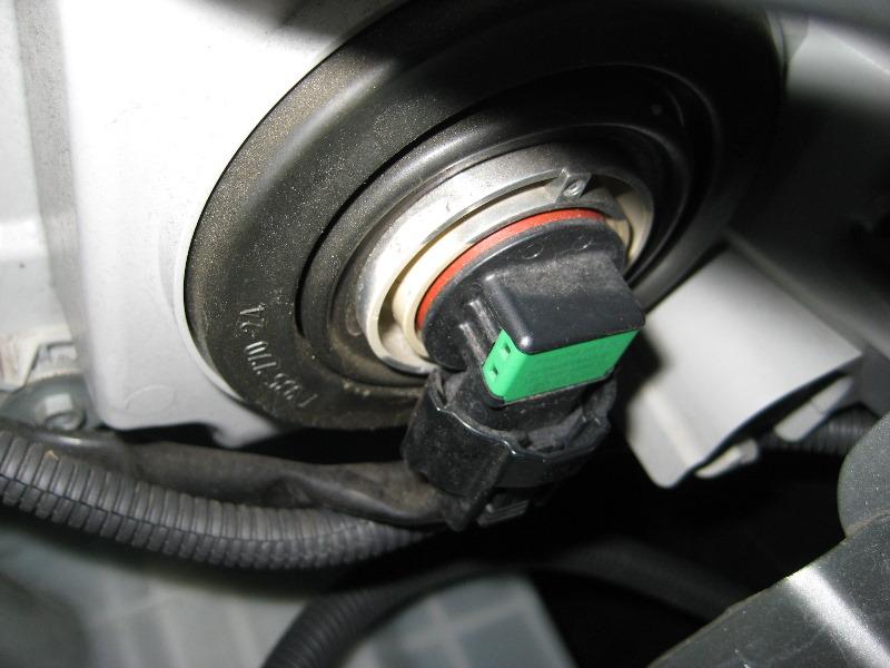 2012 Toyota Camry Headlight Bulb Size