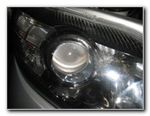 Toyota Camry Headlight Bulbs Replacement Guide Low Beam