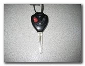 Toyota Camry Key Fob Battery Replacement Guide 001