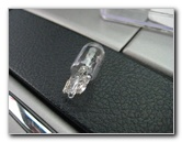 Toyota Camry Overhead Map Light Bulbs Replacement Guide