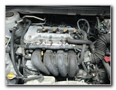 Toyota Corolla Spark Plug Replacement Guide - 1ZZ-FE 1.8L I4 Engine on