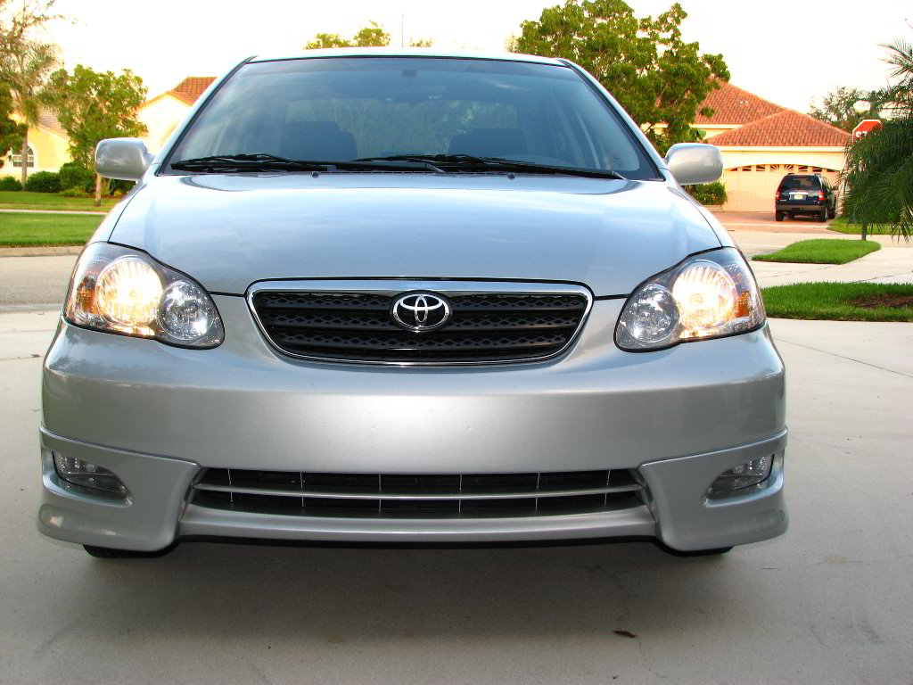 toyota corolla s 2005 for sale broward county fl. Black Bedroom Furniture Sets. Home Design Ideas