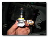 Toyota Corolla Headlight Bulb Replacement Guide 034