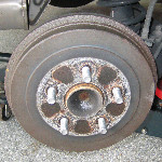 Toyota Corolla Rear Drum Brake Shoes Replacement Guide