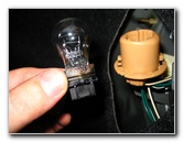 Brake Stop Light Bulb Toyota Corolla Tail Bulbs Replacement Guide 006