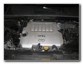Toyota Highlander 3.5L V6 Engine Oil Change & Filter Replacement ...