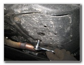 how to change oil filter toyota v6 3.5l dohc
