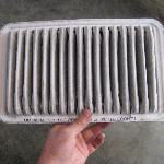 Toyota Highlander Engine Air Filter Replacement Guide